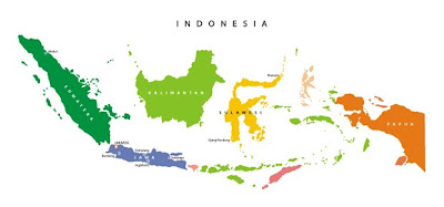 Map Of Indonesia | Peta Indonesia :: Feed7.com