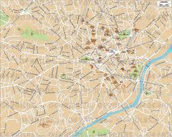 News tourism world carte de la ville de limoges for Piscine limoges