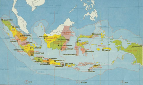 Labels: Indonesian Map 2011