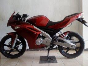 Modifikasi Sepeda Motor Yamaha King