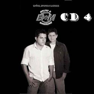 SONHOSAMORES4 Bruno e Marrone Discografia Completa