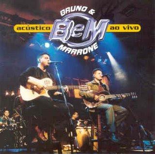bruno marrone acustico aovivo Bruno e Marrone Discografia Completa