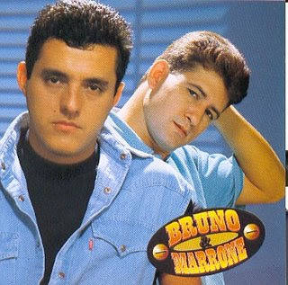 Capa do álbum Bruno e Marrone Vol. 2 (1995)