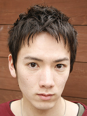 Japanese Hairstyles for Men - 2009 Japanese Haircuts New Asian haircut 2009