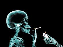 UN AMIGO DE TANTO FUMAR