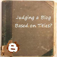 Blogger Title Tag for SEO