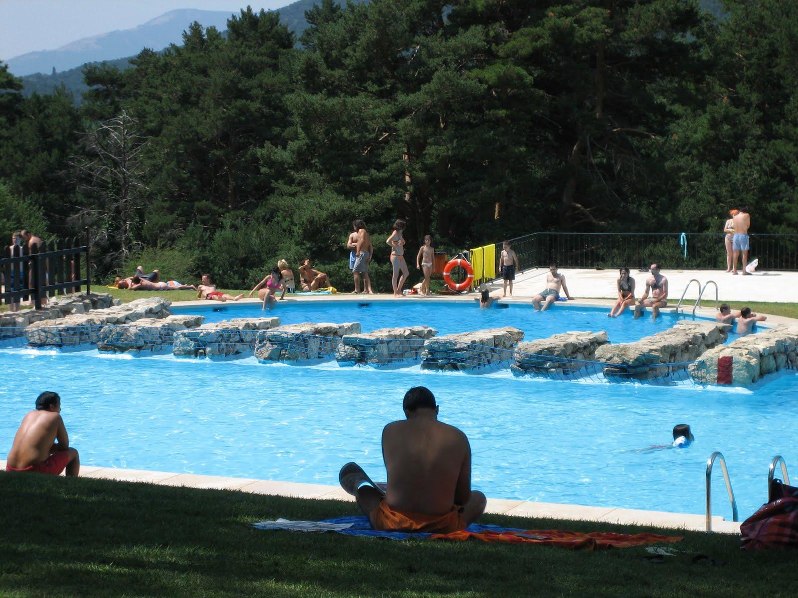 busca tu ruta piscinas naturales cercedilla