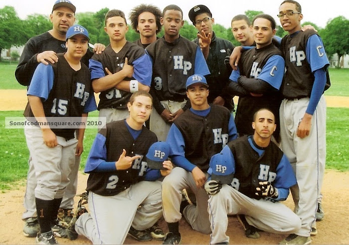 2010 Hyde Park High Varsity Baseball Team!