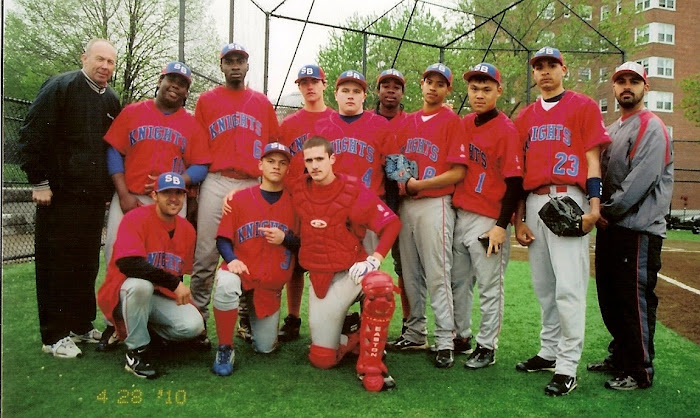 2010 South Boston Knights Baseball Team!