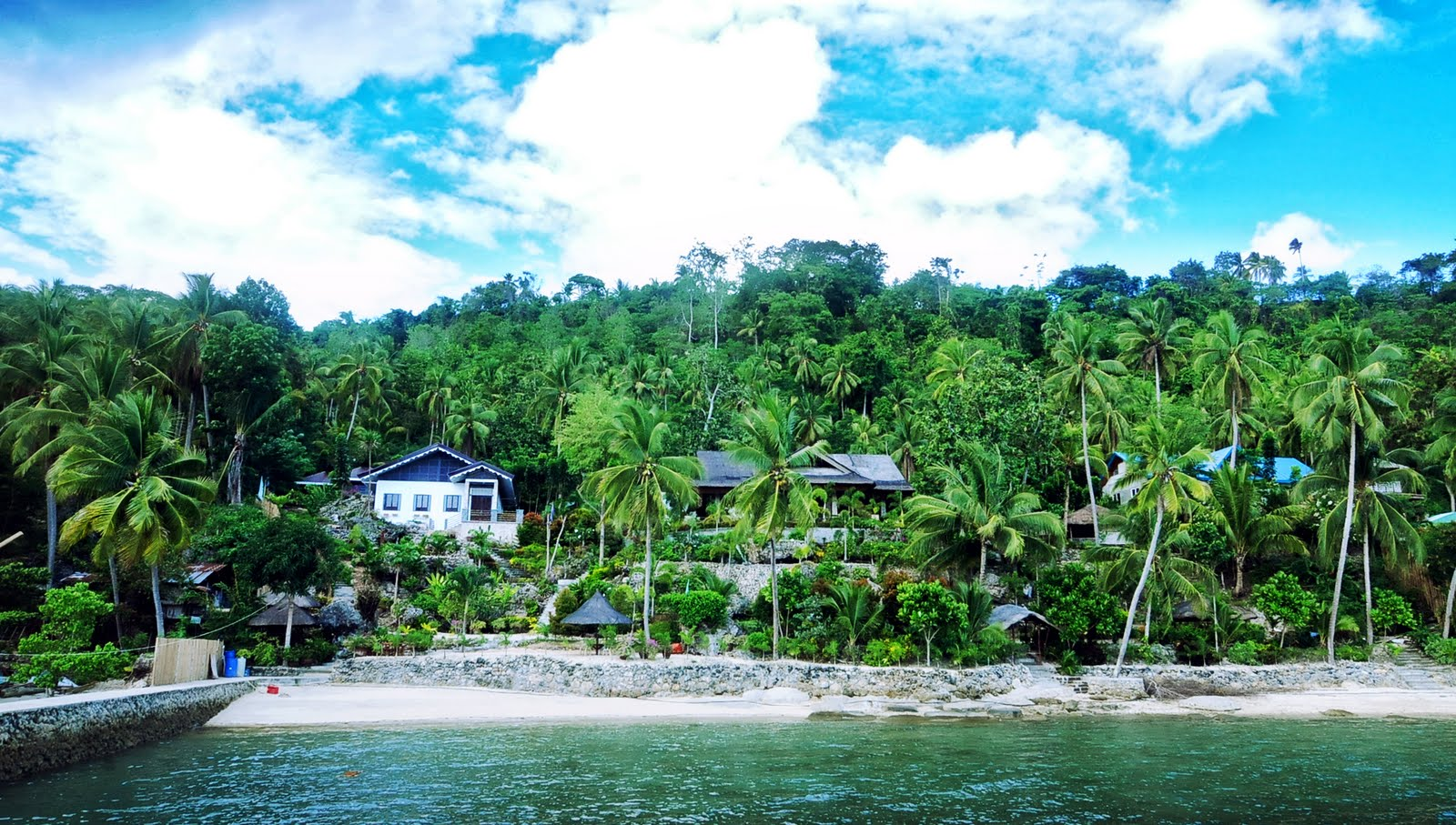 Isla Betita Garden and Beach Resort: How To Get In There