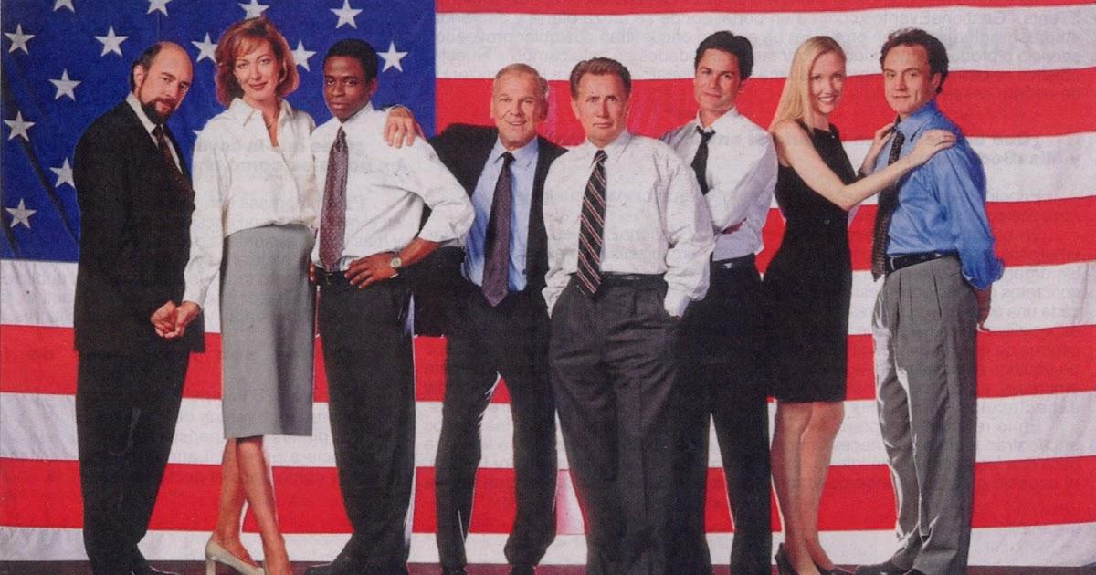 La nave de los locos los guionistas de las series de tv - Ala oeste casa blanca ...