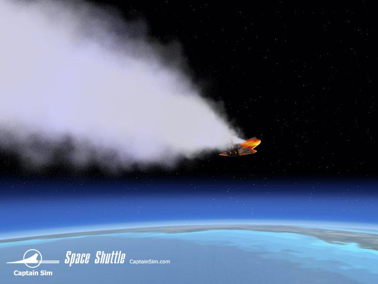 captain sim space shuttle - photo #41