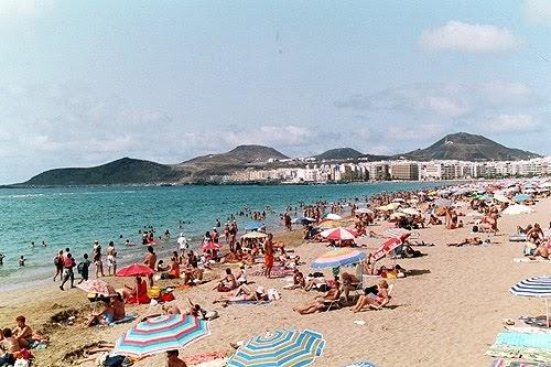 Canarias per te notizie in tutte le canarie natale al caldo e sotto il sole - Canarie a dicembre si fa il bagno ...