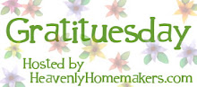 Tuesday - Gratituesday