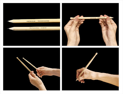 Как сделать палочки для барабанов