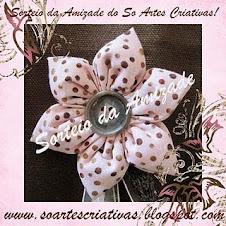 Blog Só Artes Criativas - sorteio 15/05