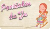Blog Pontinhos da Ju - sorteio 19/06
