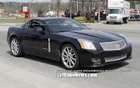 09 Cadillac XLR-V Photo
