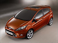 Next Gen Ford Fiesta Debut At 2008 Auto China