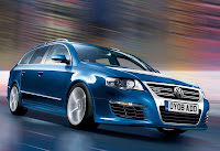 2008 Volkswagen Passat R36 Makes UK Debut