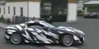 2010-2011 Honda/Acura NSX Spy Video