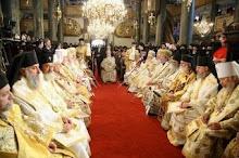 Declaración conjunta de las Iglesias Ortodoxas