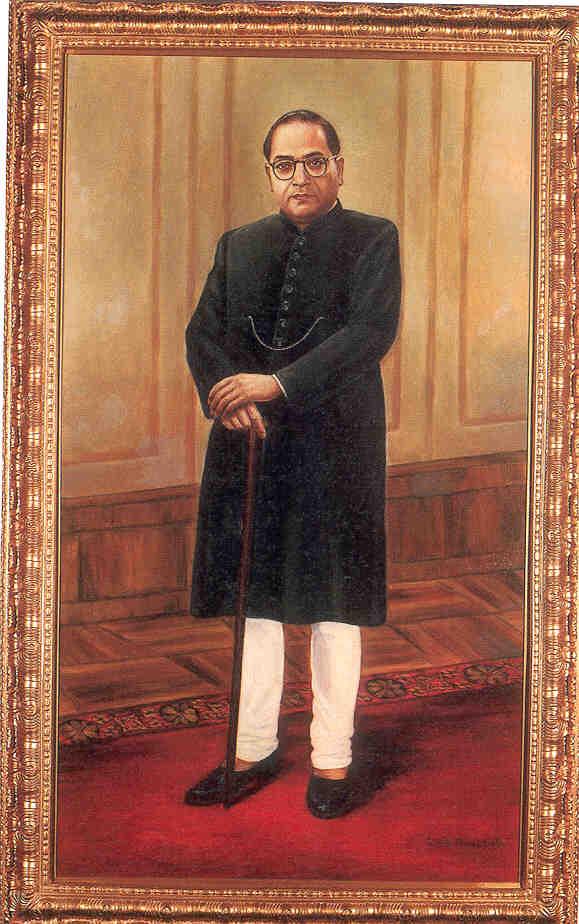 Baba B.R. Ambedkar