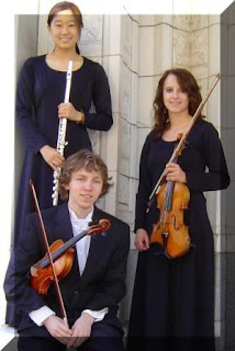 Tacoma Youth Symphony chamber ensemble