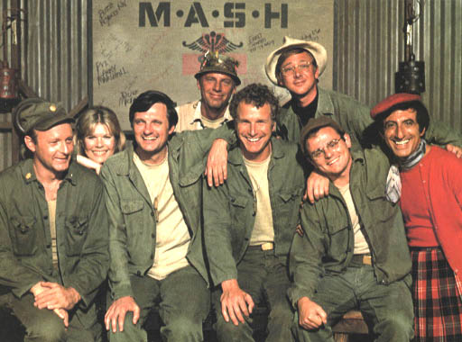 MASH Cast (Seasons 1-3)