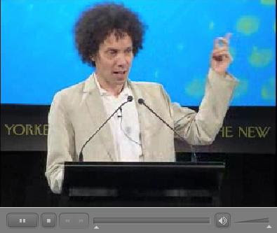 Malcolm Gladwell on engineering movie hits