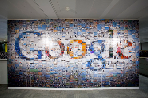 Google Photomosaic