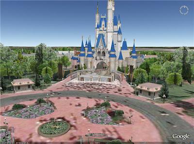 Walt Disney World Explorer [1996 Video Game]