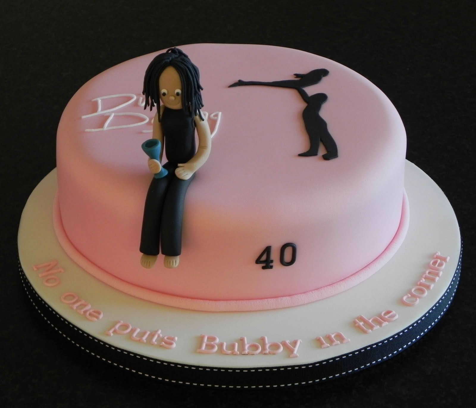 Free Cake Info Dirty Dancing Cake