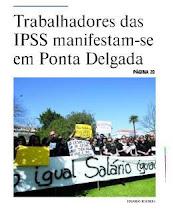 Manifestação dos Técnicos Superiores das IPSS e Misericórdias