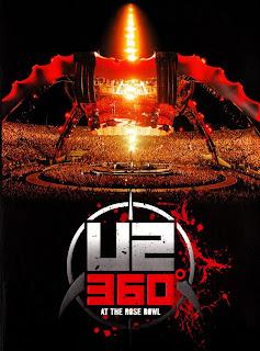 U2 - 360 At The Rose Bowl