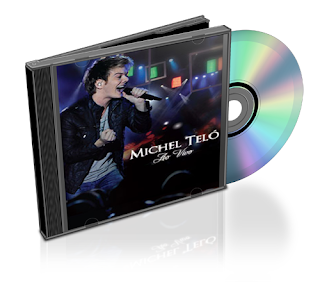 CD Michel Teló - Ao Vivo (2010)