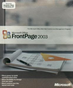 frontpage 2003 download: