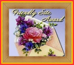 Friendly SIte Award