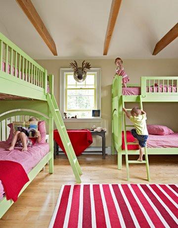 Inspired Living Spaces Kiddies Rooms