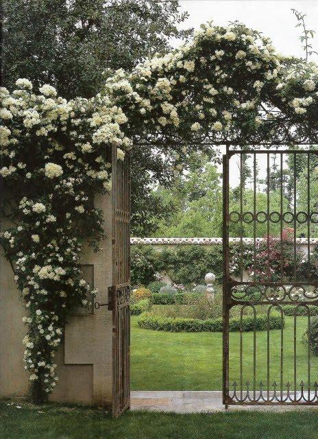 Inspired Living Spaces An Elegant French Provencal Garden