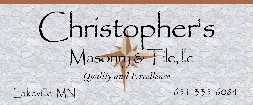 Christopher's Masonry & Tile, LLC