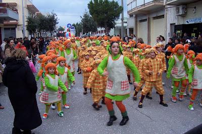 Carnevale a Grottaglie