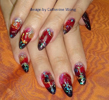 Akzentz Gels with Color Drops & Mylars