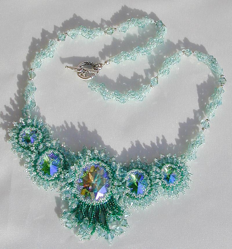 a bead a day sparkly rivoli new year