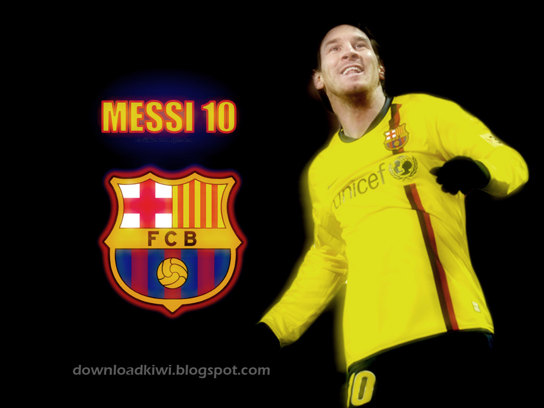 Download Kiwi Lionel Messi Wallpapers