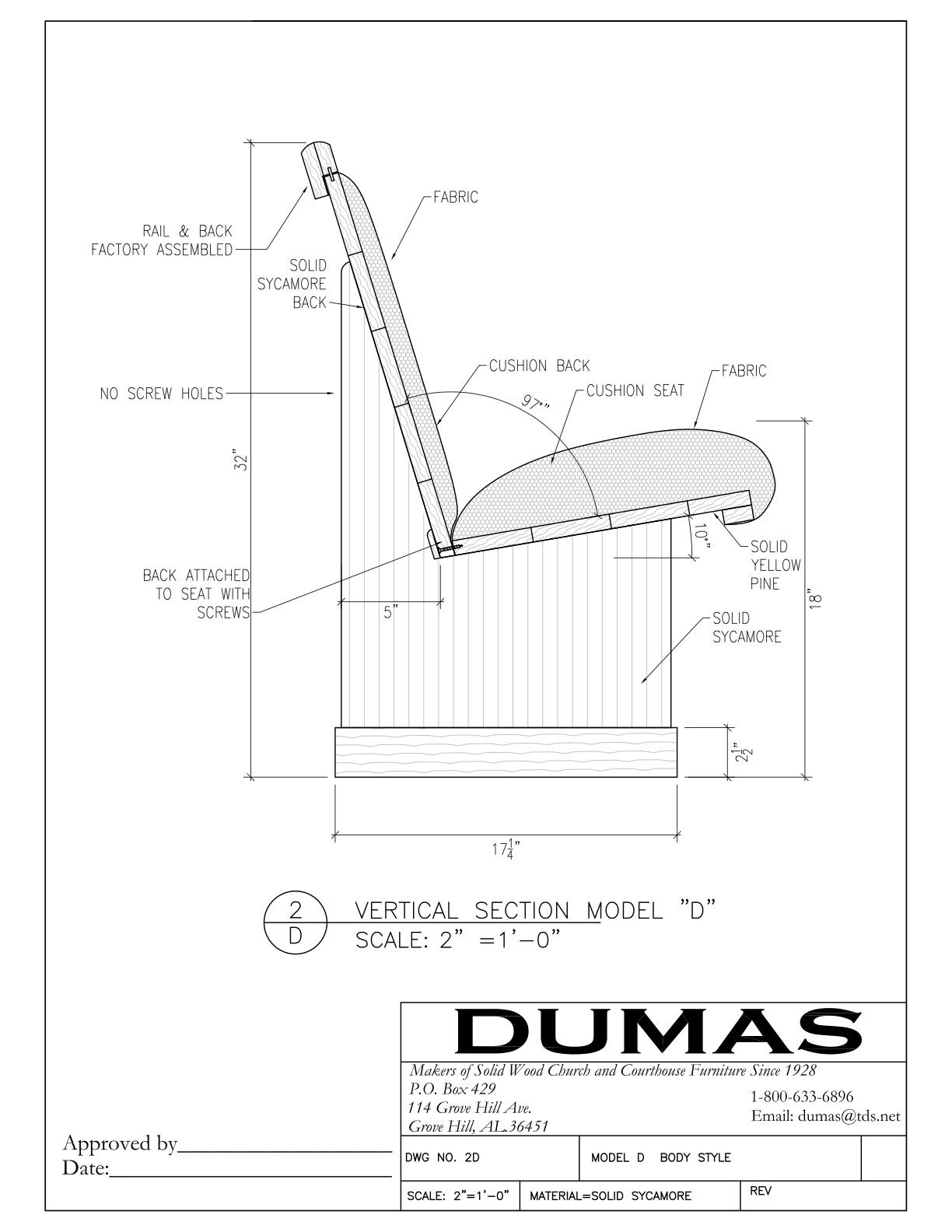 Kccdesigns  Dimension Study