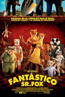 Ver Online Fantástico Sr. Fox (2010)