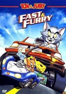 Ver Online Tom y Jerry en la Super Carrera (2005)