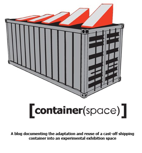 container(space) blog