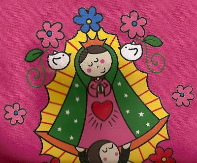 Muchos dibujos de la Virgen de Guadalupe moderna | Busco